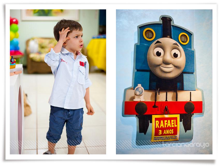 Aniversário Rafael - 3 aninhos